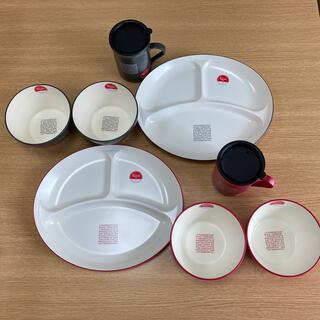 AfternoonTea - 【未使用】日本製Afternoon Teaアフタヌーンティー食器8点セット