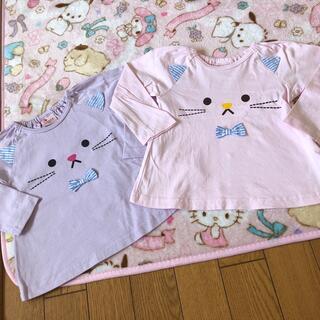 ニシマツヤ(西松屋)のロンTセット(Tシャツ/カットソー)