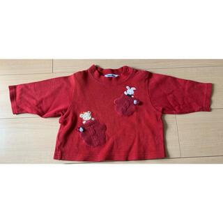 ファミリア(familiar)のfamiliar ファミリア 長袖 80 男女兼用(ニット/セーター)