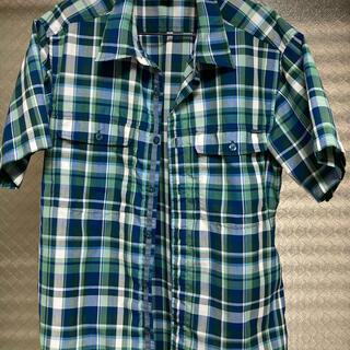 モンベル(mont bell)のモンベル 半袖シャツ Lサイズ(登山用品)