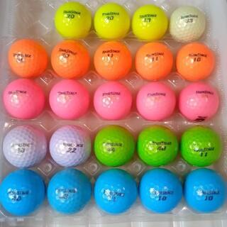 ブリヂストン(BRIDGESTONE)のロストボール V10 24球(その他)