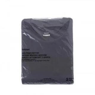 ワンエルディーケーセレクト(1LDK SELECT)のGraphpaper パックT グレー サイズ3 1枚(Tシャツ/カットソー(半袖/袖なし))