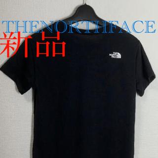 THE NORTH FACE - ザノースフェイス  Tシャツ 黒  メンズS レディス M