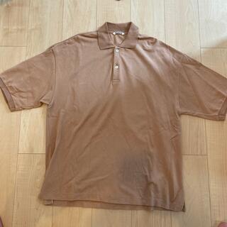 コモリ(COMOLI)のオーラリー ポロシャツ サイズ4(ポロシャツ)