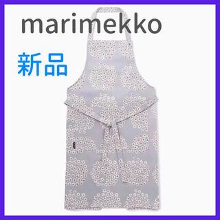 マリメッコ(marimekko)の新品 marimekko マリメッコ エプロン プケッティ(収納/キッチン雑貨)