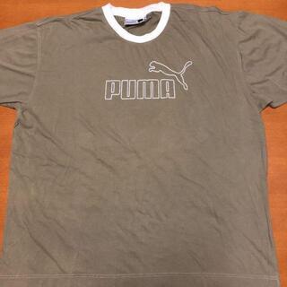 プーマ(PUMA)のプーマ Tシャツ ビッグプリント ビッグシルエット L(Tシャツ/カットソー(半袖/袖なし))