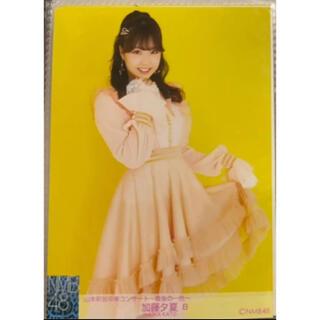 エヌエムビーフォーティーエイト(NMB48)のNMB48  山本彩加 卒業コンサート 生写真 加藤夕夏 B(アイドルグッズ)