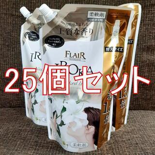 フレア フレグランス IROKA 柔軟剤 ネイキッドリリーの香り 詰め替え 大