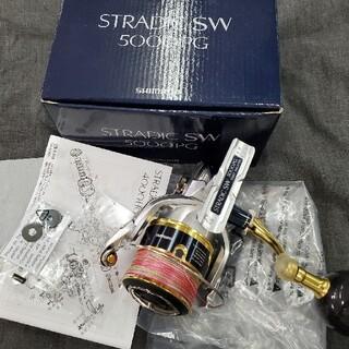 SHIMANO - シマノ 18ストラディックSW5000PG