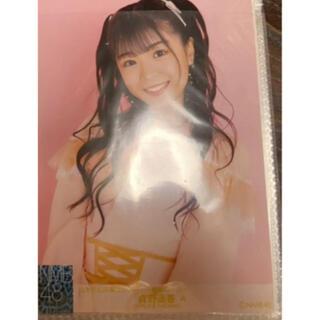 エヌエムビーフォーティーエイト(NMB48)のNMB48  山本彩加 卒業コンサート 生写真 貞野遙香 A(アイドルグッズ)