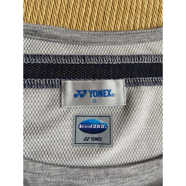 YONEX(ヨネックス)のYONEX   Tシャツ レディース Oサイズ  スポーツ/アウトドアのスポーツ/アウトドア その他(バドミントン)の商品写真