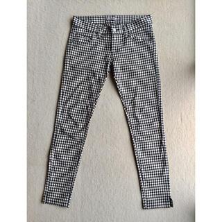 ダブルスタンダードクロージング(DOUBLE STANDARD CLOTHING)のダブスタ アンクルスキニーパンツ(スキニーパンツ)