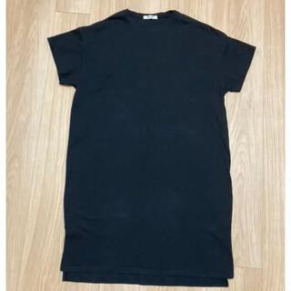 ナノユニバース(nano・universe)のナノユニバース Tシャツ ワンピース(ひざ丈ワンピース)