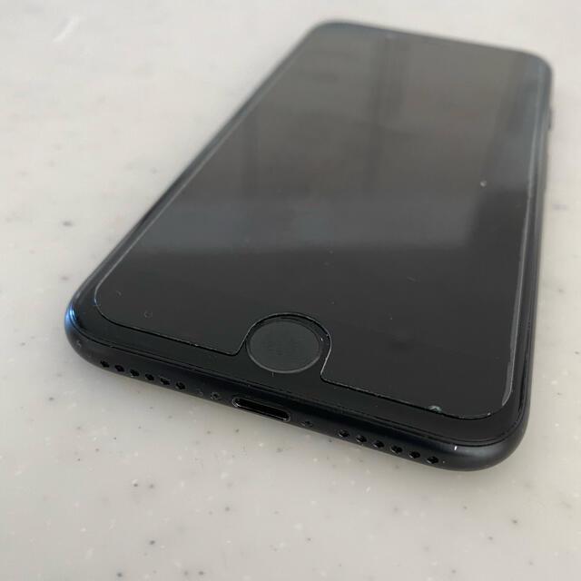 iPhone(アイフォーン)の☆iPhone7 本体 SIMフリー ブラック 中古品☆ スマホ/家電/カメラのスマートフォン/携帯電話(スマートフォン本体)の商品写真