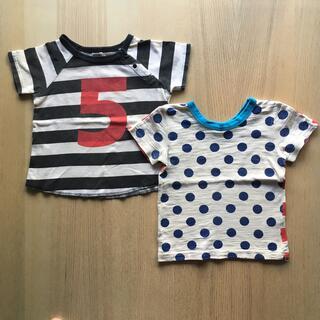 スキップランド(Skip Land)のTシャツ 2枚 90cm スキップランド(Tシャツ/カットソー)