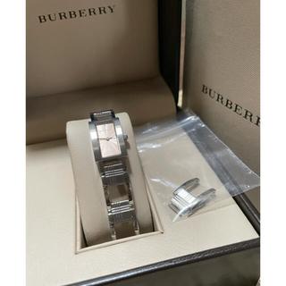 バーバリー(BURBERRY)の美品 BURBERRY レディース腕時計(腕時計)