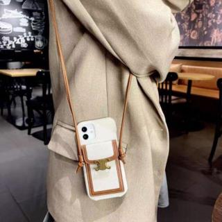 celine - バッグのiphoneシリーズの携帯電話の保護ケ