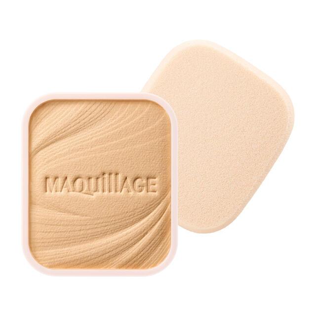 MAQuillAGE(マキアージュ)の新品未開封☆マキアージュ ファンデーション オークル10 コスメ/美容のベースメイク/化粧品(ファンデーション)の商品写真