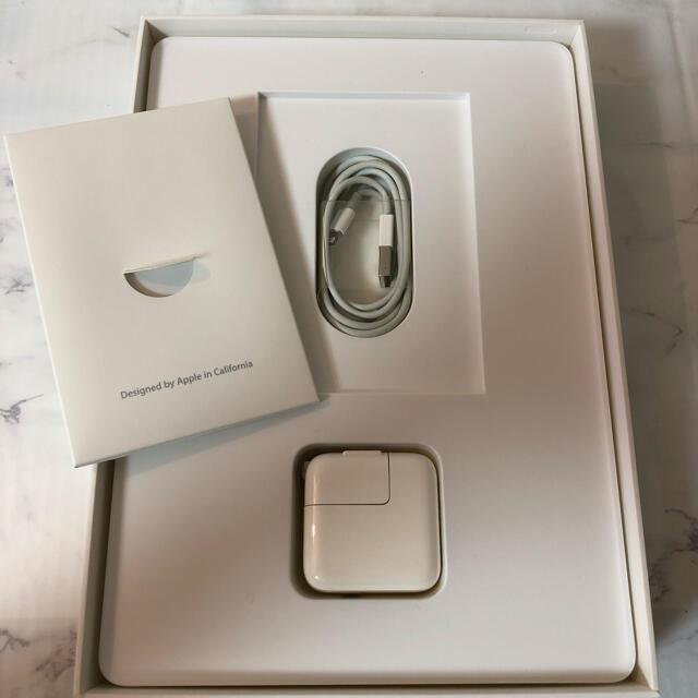 iPad(アイパッド)の良品 iPad Air 16GB wifiモデル 管理番号:0176 スマホ/家電/カメラのPC/タブレット(タブレット)の商品写真