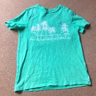 ギャップキッズ(GAP Kids)のGAP グリーン半袖Tシャツ 140(Tシャツ/カットソー)