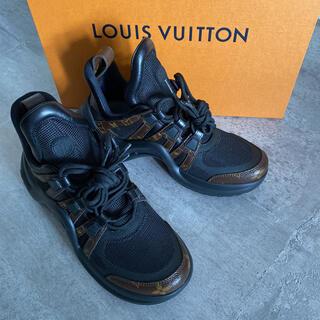 ルイヴィトン(LOUIS VUITTON)の【LouisVuitton】ルイ・ヴィトン アークライト スニーカー(スニーカー)
