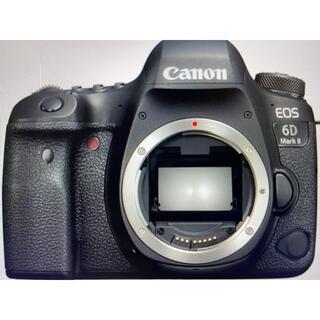■CANON(キヤノン) EOS 6D Mark II ボディ(デジタル一眼)