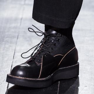 ヨウジヤマモト(Yohji Yamamoto)のyohji yamamoto×white's boot ヨウジヤマモト ホワイツ(ブーツ)