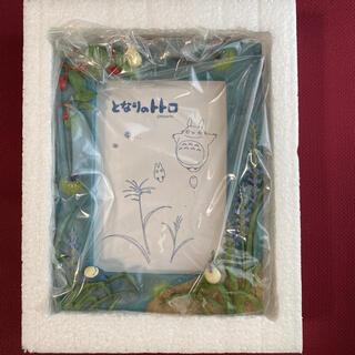 ジブリ(ジブリ)のとなりのトトロ 野の花フォトフレーム 夏 ジブリ どんぐり共和国(フォトフレーム)
