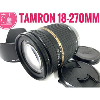 TAMRON - ✨美品✨TAMRON AF 18-270mm f/3.5-6.3 CANON