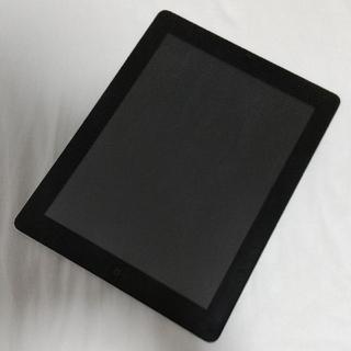 iPad - iPad 第4世代 Wi-Fiモデル 16GB  ブラック