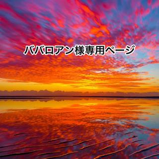 ババロアン様専用ページ(スマホケース)