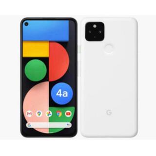 ANDROID - 早い者勝ち!Google Pixel 4a5G ホワイト