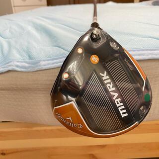 Callaway Golf - 【新品・未使用】キャロウェイ マーベリックドライバー SR 10.5°
