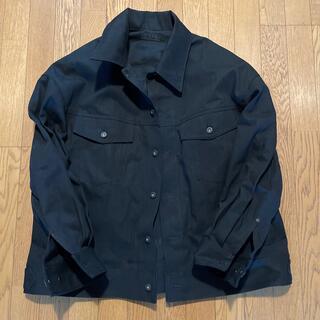 ヨウジヤマモト(Yohji Yamamoto)のS'YTE オーバーサイズデニムジャケット 極美品(Gジャン/デニムジャケット)