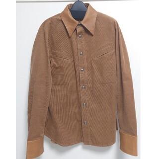 ISAMUKATAYAMA BACKLASH - 定価45,000円 BACKLASH バックラッシュ シャツ Silver925