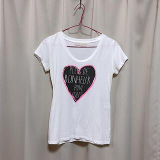 トランテアンソンドゥモード(31 Sons de mode)の31sons de mode♥︎ Tシャツ(Tシャツ(半袖/袖なし))
