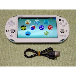 PlayStation Vita - ★PSVita PCH-2000 ライトブルー★
