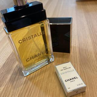 CHANEL - 新品 シャネル クリスタル cristalle 100ml 4ml