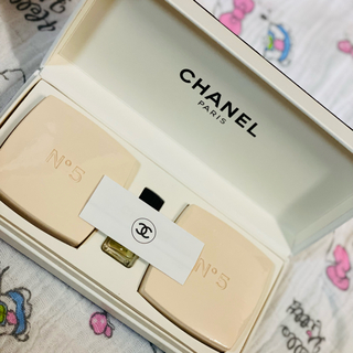 CHANEL - 【CHANEL】石鹸ギフトセット★送料込★