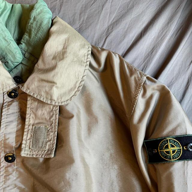 STONE ISLAND(ストーンアイランド)のSTONE ISLAND FORMULA STEEL INSULATE JKT メンズのジャケット/アウター(ダウンジャケット)の商品写真
