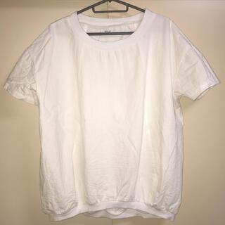 メルロー(merlot)の☆MERLOT IKYU☆たまごシルエットプルオーバー(Tシャツ(半袖/袖なし))