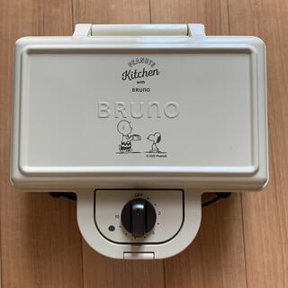 SNOOPY - ブルーノ ホットサンドメーカー