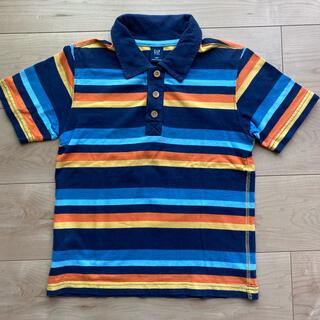 ギャップキッズ(GAP Kids)のGAP 襟付き半袖シャツ 120(Tシャツ/カットソー)