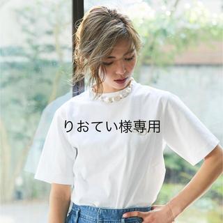Drawer - 【新品】Seventen by Miho Kawahito SVT刺繍Tシャツ