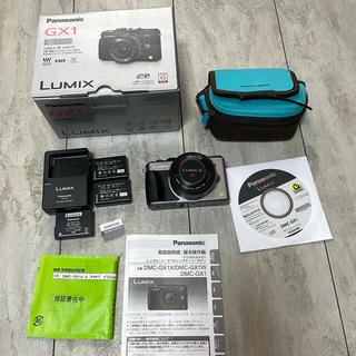 Panasonic - LUMIX GX1 ケース バッテリー付き