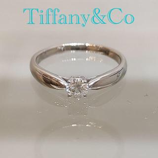 Tiffany & Co. - 新品仕上げ済 ティファニー ハーモニーPt950 ダイヤ リング 神楽坂宝石