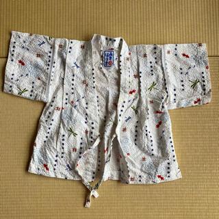 ミキハウス(mikihouse)のミキハウス甚平 70-80(甚平/浴衣)