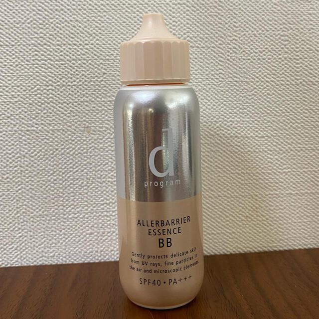d program(ディープログラム)のdプログラム アレルバリア エッセンス BB コスメ/美容のベースメイク/化粧品(BBクリーム)の商品写真