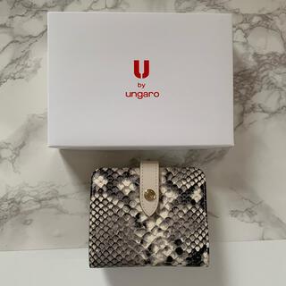 U by ungaro 折り財布