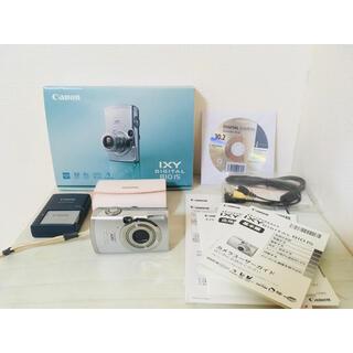 Canon - 美品 Canon コンパクトデジタルカメラ Canon IXY DIGIT